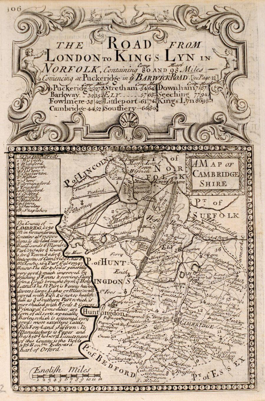 Antique Maps Tooley Adams