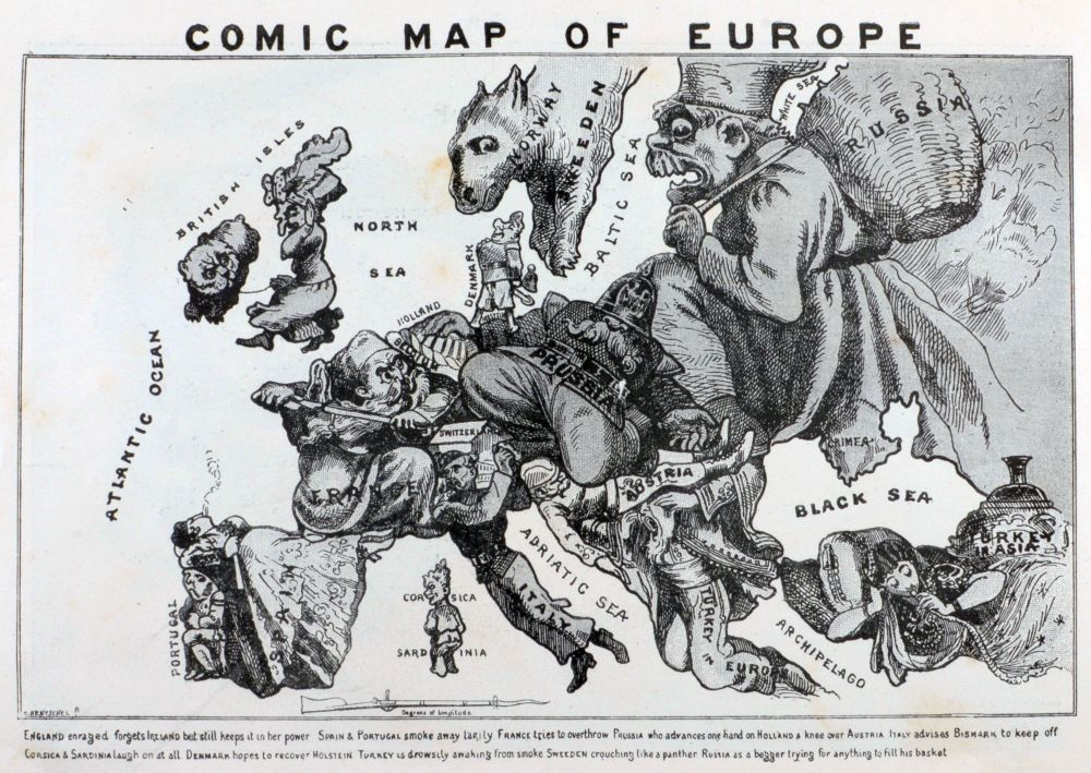 Antiques Humor Rare 1888 Antique Map Of France Catalogues Will Be Sent Upon Request